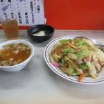 満福 - 中華丼