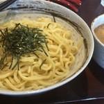 38694641 - ベジポタつけ麺ふつうサイズ(卵をトッピング)
