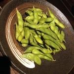 郷家 - 枝豆
