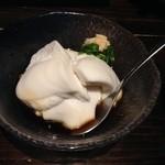 郷家 - ジーマミー豆腐