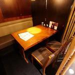鳥元 - 4名様テーブル席