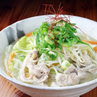 オリジナルタン麺