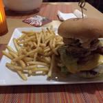 Wood & Bucket Tapas Bar & Grill - Ultimate Burger.
