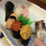 太郎寿司 - 料理写真:上握り