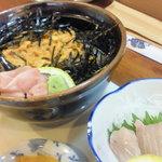 太郎寿司 - ウニ丼