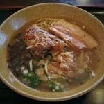 本家 亀そば - 料理写真:亀そば