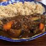 38702209 - 野菜カレー