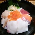 小樽食堂 - 海鮮丼