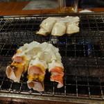 38702786 - 焼きタラバ蟹