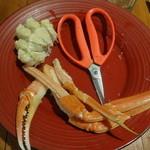 38702790 - 茹で本ずわい蟹