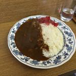 きくち食堂 - 料理写真:美味しいよ(ビーフカレー)