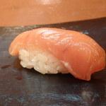 日本橋橘町 都寿司 - 鱒の助