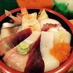 錦寿司 - ランチ チラシ