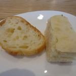 ラガッツァラードラ - バゲット+フォカッチャ