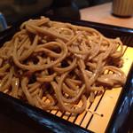 信州そば むらた - 外一田舎蕎麦