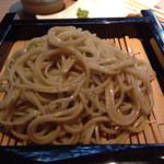 信州そば むらた - 岩手県葛巻町産「十割蕎麦」