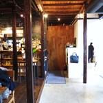 HAGI CAFE  - 店内