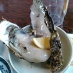 魚仁 - 牡蠣うまい