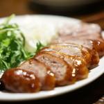 中国菜 膳楽房 - ソーセージ