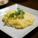 中国菜 膳楽房 - 青森県産白魚の玉子炒め
