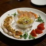 中国菜 膳楽房 - 前菜盛り合わせ(4人前)