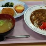 わかば食堂 - 料理写真:日替り定食(税込490円)