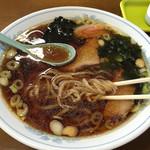 鈴木食堂 - 料理写真:ラーメン大盛り
