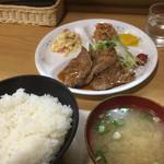 食堂しま - 料理写真: