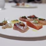 魚介のイタリア料理 murata - 料理写真:冷菜☆