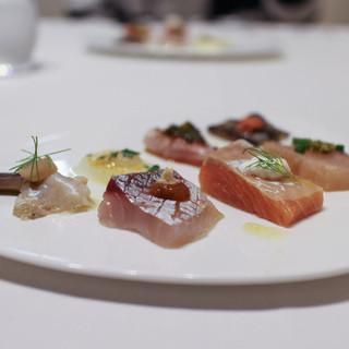 魚介のイタリア料理 murata