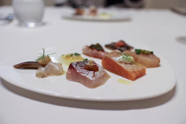 魚介のイタリア料理 murata - 国...