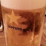 外海 - ビールはサッポロ!美味しいお店はサッポロだ!2015.6
