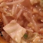 外海 - 皿うどん(細麺)アップ 2015.6