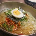 まんぷく - 韓国冷麺☆