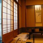 宮鍵 - 2階の座敷部屋
