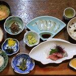 遊亀 - 津和野定食