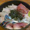 あじろ定置網 - 料理写真:海鮮丼【2015年5月】