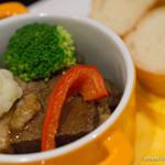 隅田川ブルーイング - <麦酒牛>牛肉の赤ワイン煮込み【2015年5月】