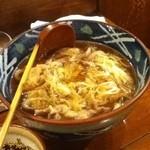 38723293 - 東京肉うどん850円
