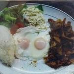 中華料理 昇龍 - 料理写真:スタミナセットの写真