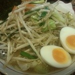 38726077 - 2015.6.5 最後の力作「本千葉味噌野菜」うまかった!