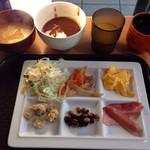 チュルリラ - 2015-06-06 朝食