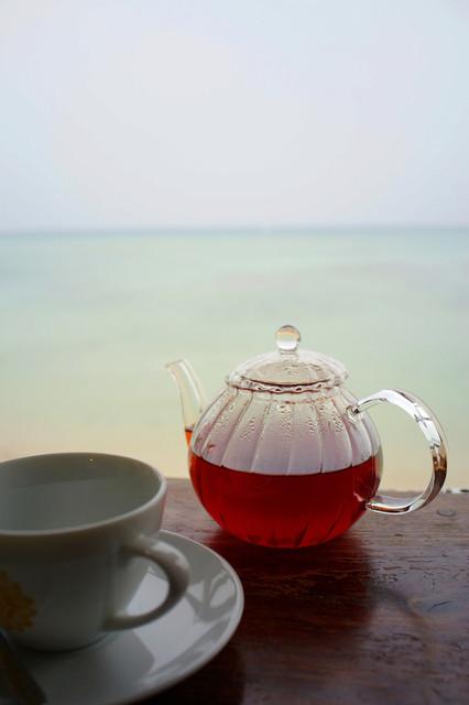 浜辺の茶屋 - 琉球の花紅茶
