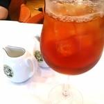 マリアージュ フレール - マルコポーロ。TWGの 1837 black tea に似てる。爽やかに甘くて女子力アップしそうな香りで好き!