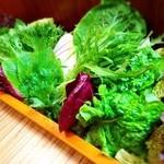 神戸サムギョプサル - 10種類以上の新鮮野菜が食べ放題っ!