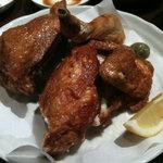 からあげ 鳥料理 鳥丸 本店 - 鶏のから揚げ