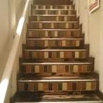 スクニッツォ! - 階段 モザイクみたい