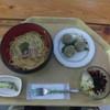 レストラン昭和の森 グリューネ・ヴァルト - 料理写真:わさボナーラ&わさびしゅうまい