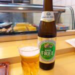 38735686 - ノンアルコールビール(¥432)。ドライブ&ランチの定番!