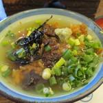 日栄 - 出汁茶漬けは鰻の味がボケてしまう